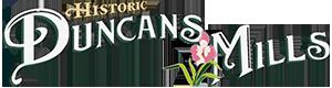 Duncans Mills Town Logo