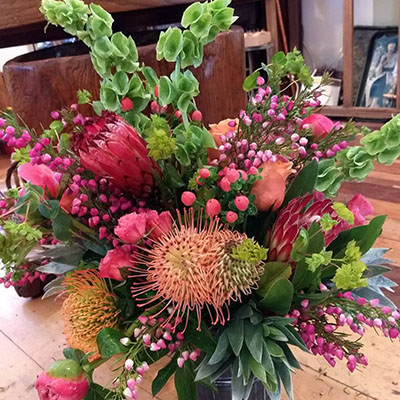 Beautifully Bodacious Valentine Arrangements